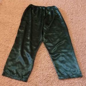 Pants - Silky Style Holiday Pants or Pajama Pants